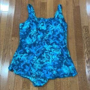 Classics by Jantzen plus size swimsuit